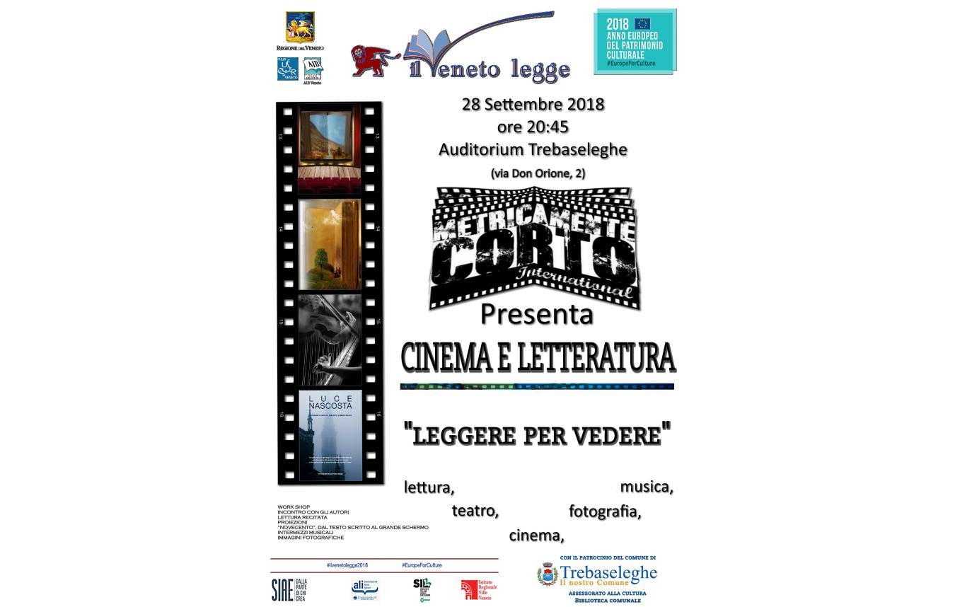 """Maratona di lettura """"Il Veneto Legge"""""""