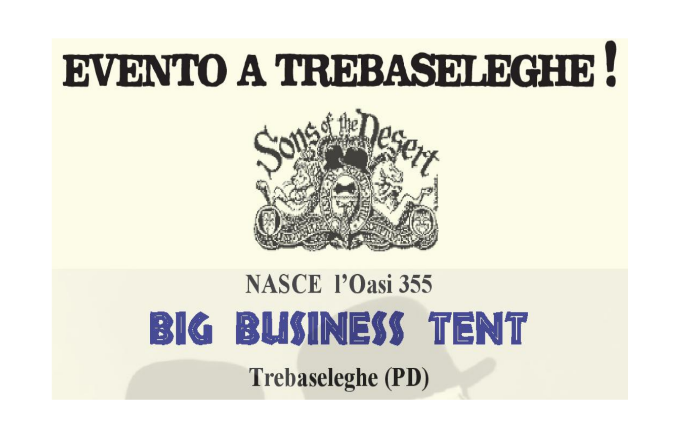 Big Business Tent 355