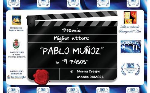 9 Pasos - miglior attore Pablo Munoz