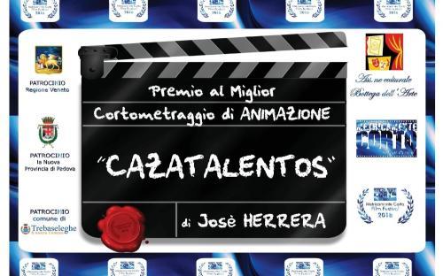 Cazatalentos - miglior cortometraggio Animazione