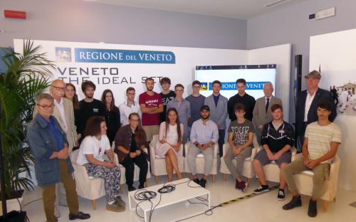Gruppo Castelfranco 75 Mostra del Cinema di Venezia