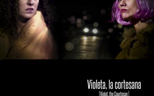 Violeta - poster