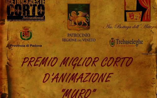 MIGLIOR CORTO D'ANIMAZIONE