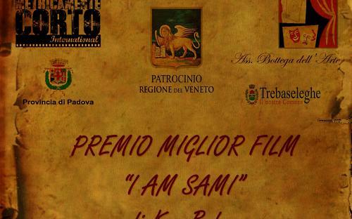PREMIO MIGLIOR FILM