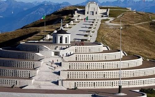 Sacrario militare cima Grappa