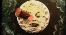 Le vojage dans la lune